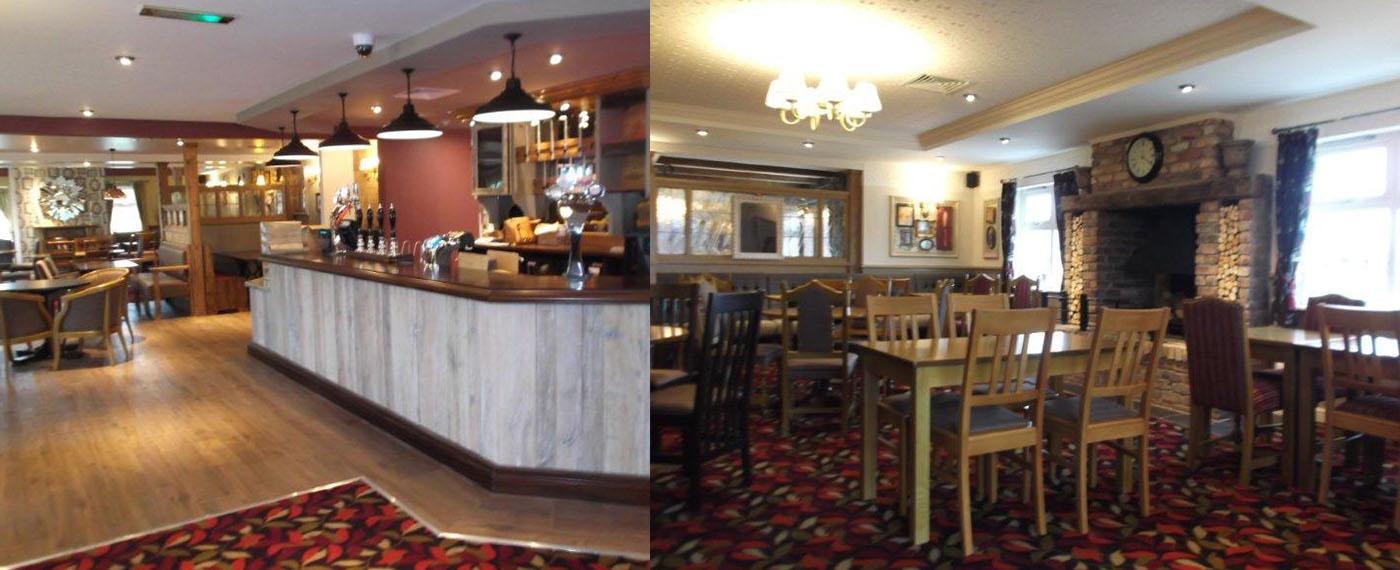 Pubs, Bars and Restaurants